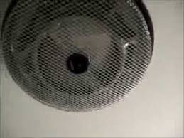 Bathroom Ceiling Heaters by Nos 2001 Nutone 9157nt Ceiling Heater Made In Usa Youtube