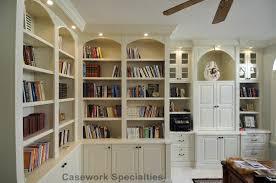 4 Sided Bookshelf Custom Bookcases Orlando Wood Shelving Wooden Wall Units