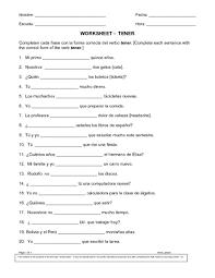 ar er ir verbs worksheet free worksheets library download and