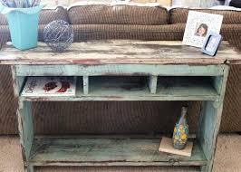 diy rustic sofa table u2014 dennis homes
