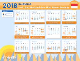 Kalender 2018 Hari Raya Idul Fitri Kalender Libur Nasional Dan 13 Weekend Di Indonesia 2018