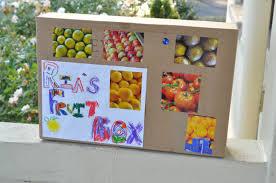craft project ria u0027s fruit box a little yumminess