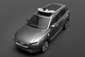 what is the latest volvo commercial about uber u0027s first self driving fleet arrives in pittsburgh this month