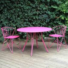 Metal Garden Chairs And Table Garden Table And Chairs Ikea Pplar Table4 Folding Chairs Outdoor