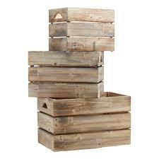rectangular wood crate gordmans my new home pinterest wood
