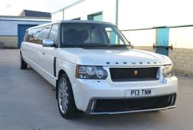 lime green range rover range rover vogue limo hire farnells executive hire