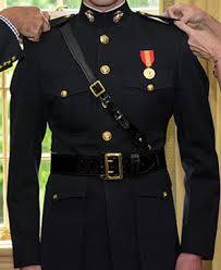 marine officer uniform regulations 2nd lt ocs tbs military
