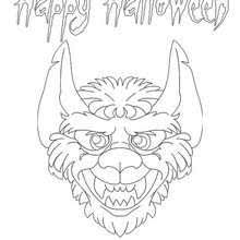 creepy coloring pages halloween posters coloring pages printable halloween posters
