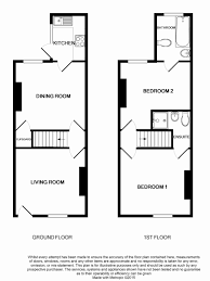 terraced house floor plans victorian terraced house floor plan