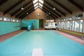 simple like love indoor pool house renovation before and after