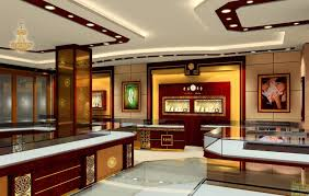 shop decoration jewellery shop decorating ideas and shops false ceiling images of