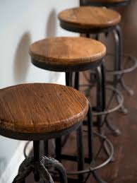 Saddle Seat Bar Stool Furniture Rustic Bar Stools Wood Rustic Saddle Seat Bar Stools