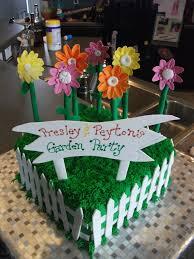 48 best cakes garden garden party images on pinterest garden