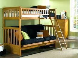 Loft Bed With Futon Underneath Loft Bed With Futon Futon Bunk Bed With Loft Bed Bunk Bed