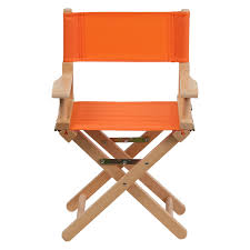 Orange Chair Flash Furniture Kid Size Director U0027s Chair Multiple Colors