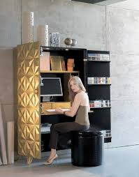 Small Office Cabinet Small Home Office Cabinets Enhancing Space Saving Interior Design