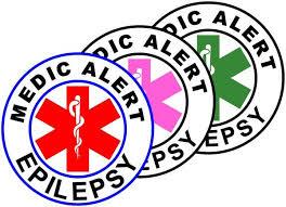 circle alert medic alert epilepsy u2013 temp alert id