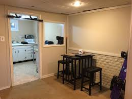 apartment unit basement at 4407 4th street s arlington va 22204