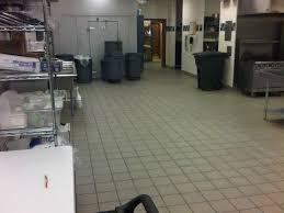 Kitchen Floor Cleaner by Tile U0026 Backsplash Commercial Kitchen Flooring Options Ideas