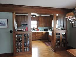 Wooden Kitchen Canisters Custom Quarter Sawn White Oak Kitchen Cabinets Finewood Structures