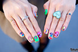 japanese nails art how you can do it at home pictures designs