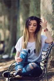 Model Bench Romina Sliwo Modeling