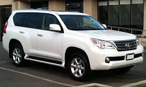 sale of lexus gx 460 suspended highlighting inherent problem with