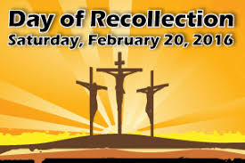 Recollec - marmion day of recollection