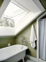 Small Attic Bathroom Sloped Ceiling by Slanted Ceilings For A Unique Touch In Your Home U0027s Interior
