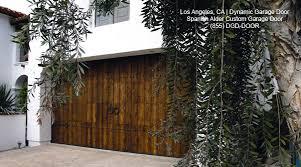 Decorative Garage Door Decorative Garage Doors Exterior Mediterranean With Alder Wood