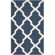 Navy Area Rugs Darby Home Co Area Rugs Birch Lane