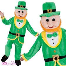 mens ladies st patricks day irish leprechaun green fancy