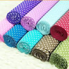 bulk crepe paper streamers 50cmx2 5m roll polka dots crepe paper wedding birthday party decor