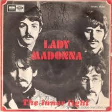 The Inner Light Beatles The Beatles Single Lady Madonna The Inner Li Comprar Discos