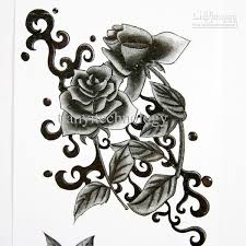 tattoo images black and white cliparts co