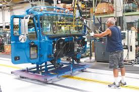 volvo truck factory mack macungie plant helps volvo group north america meet green