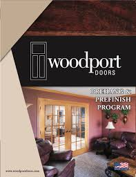 catalogs woodport doors