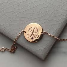Bracelet With Initials Bracelets To Personalise With Initials Or Coordinates Bianca Jones