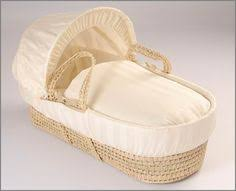 new clair de lune white dimple white wicker deluxe padded baby