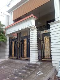 Small Home Design In Front Outdoor Various Design Of Front Gate Home 2018 With Main Gallery