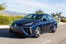 cars toyota 2017 2017 toyota mirai price stays same fuel cell car adds new color