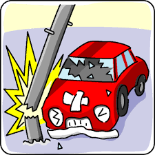 「車損害 イラスト」の画像検索結果