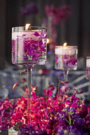 candle centerpiece 37 floating flowers and candles centerpieces shelterness