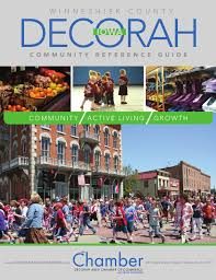 decorah ia 2013 community reference guide by communitylink issuu