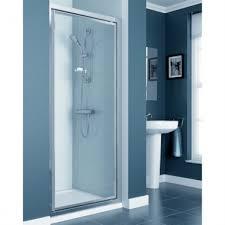 900 Shower Door Standard Connect Pivot Shower Door Silver Clear L6644va 900