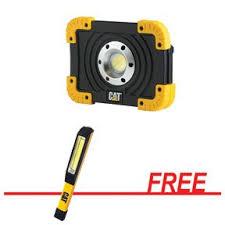 cat 324122 rechargeable led work light cat ct3515pl rechargeable work light with free pocket cob led