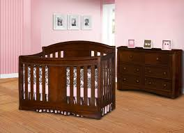 Baby Cribs 4 In 1 Convertible Simmons Baby Crib Slumber Time Elite 4 In 1 Convertible Crib