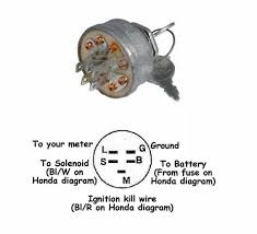 wiring diagram for universal ignition switch travelwork info