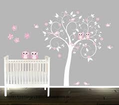 arbre chambre bébé stickers arbre chambre bb cheap deco arbre chambre bebe arbre deco