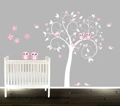 arbre chambre bébé stunning stickers arbre blanc chambre bebe contemporary amazing
